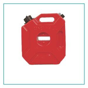 Plastični terenski kanister za gorivo sa levkom 5L
