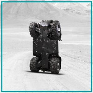 Zaštita donjeg postroja – Skid Plates / PVC CForce