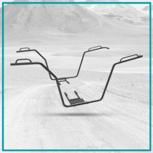 Bočni odbojnici – bullbar CForce 550
