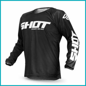 SHOT RAW T-SHIRT