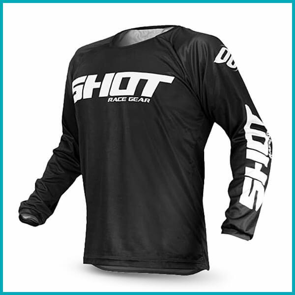 SHOT RAW T-SHIRT