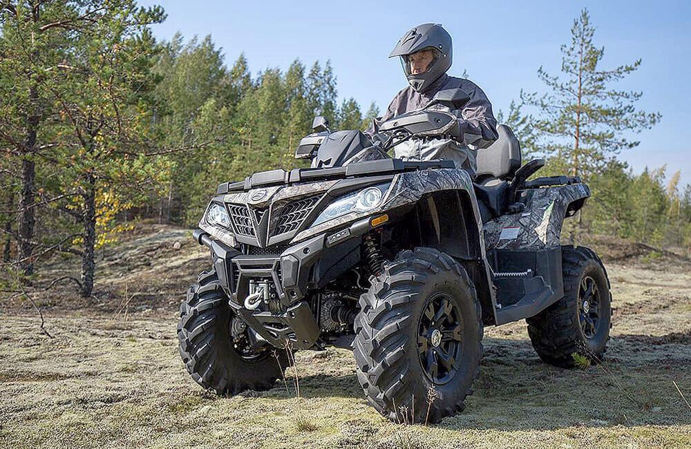 zaštitna ATV oprema za vozače CFMOTO 1