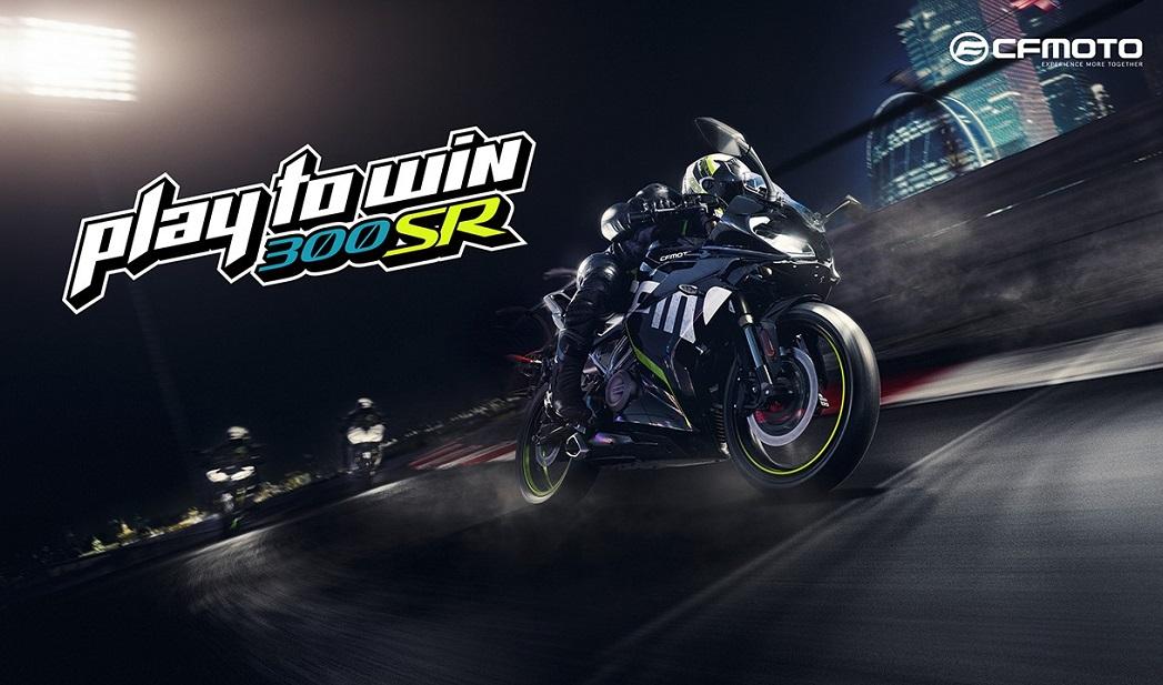 CFMOTO motocikl 300 SR CFMOTO 1