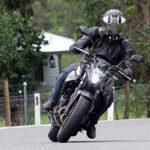 vožnja motocikala za početnike CFMOTO 1