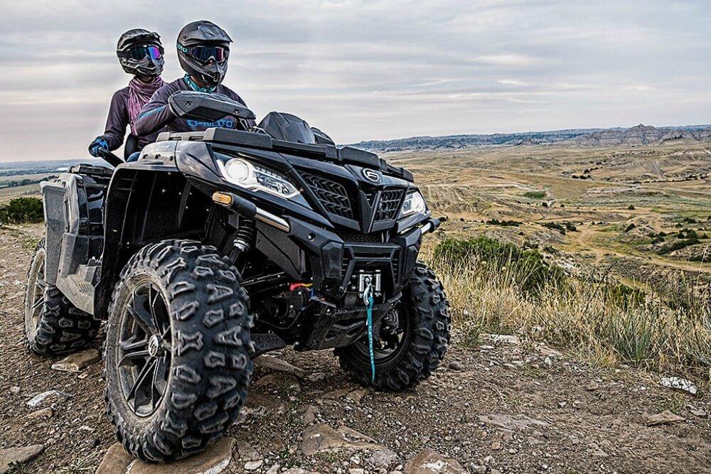 gume za ATV vozila CFMOTO 1
