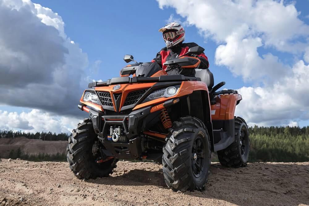 gume za ATV vozila CFMOTO 3