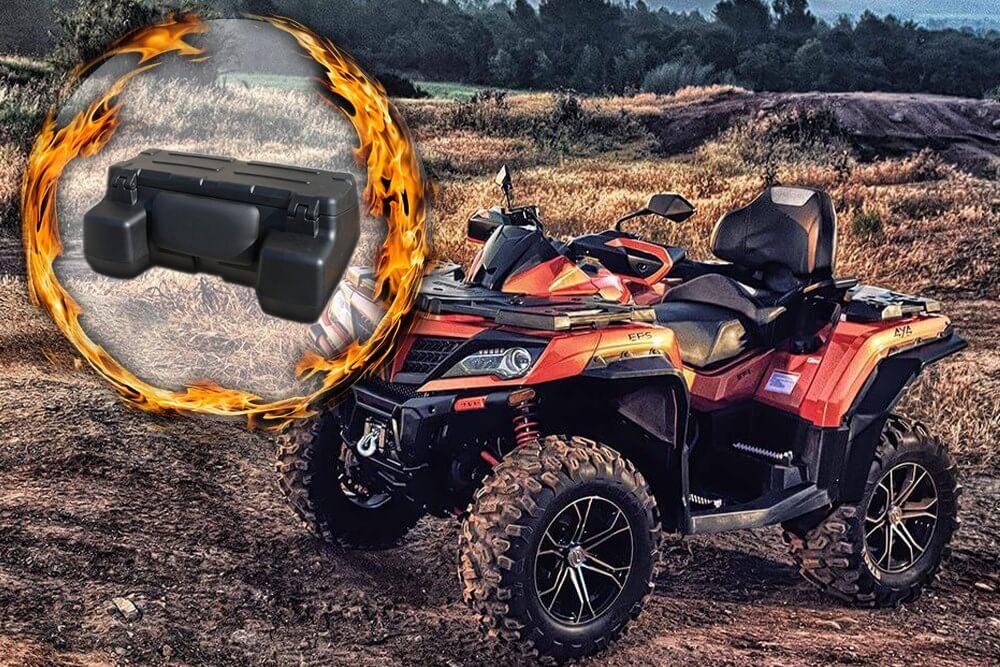 koferi za ATV vozila CFMOTO 1