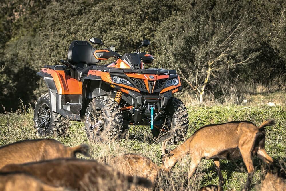 osvajanje Durmitora sa ATV vozilom 3