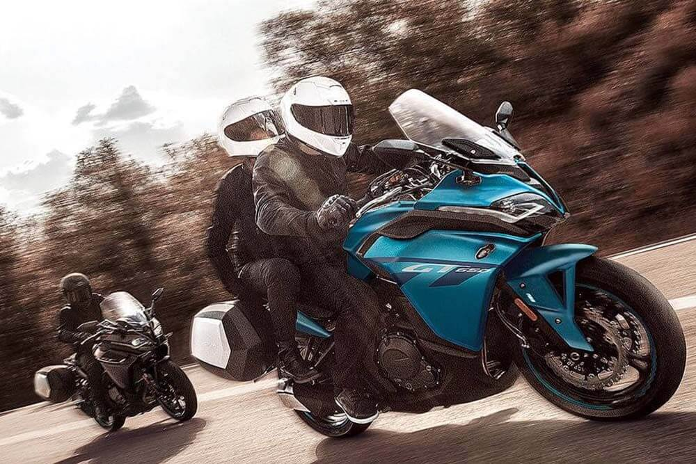 CFMOTO motocikli GT 650