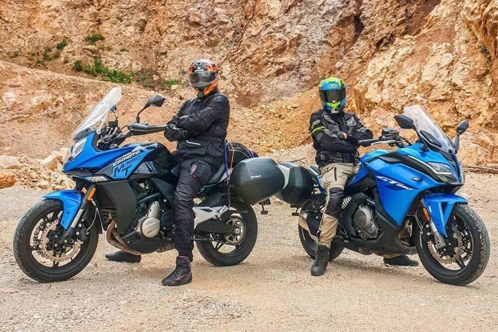 CFMOTO motocikli GT650 MT650 1