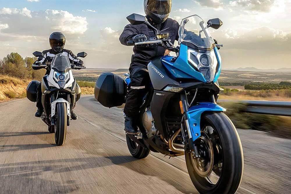 CFMOTO motocikli MT 650