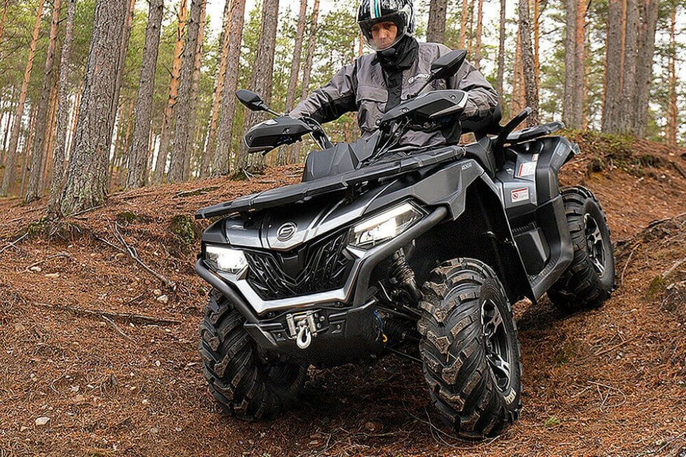 cforce 625 touring CFMOTO 2