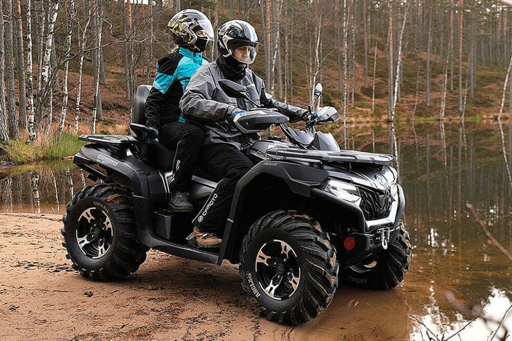 cforce 625 touring CFMOTO 4
