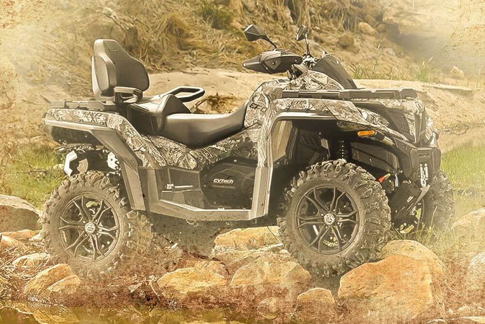 istorijat ATV vozila CFMOTO 1