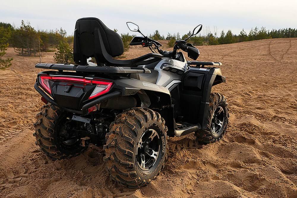 ATV vozila za lov CFMOTO 2