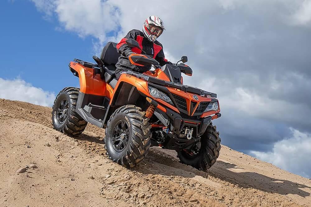 početničke greške prilikom vožnje ATV vozila CFMOTO 3