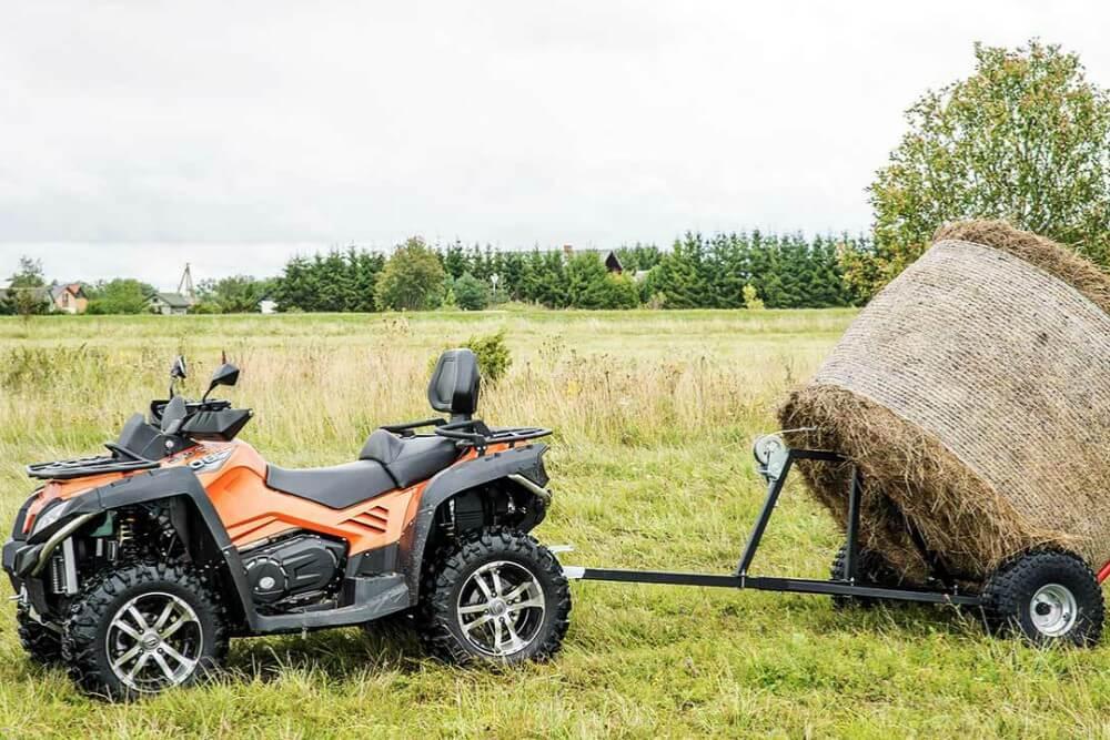 poljoprovredni priključci za ATV vozila CFMOTO 2