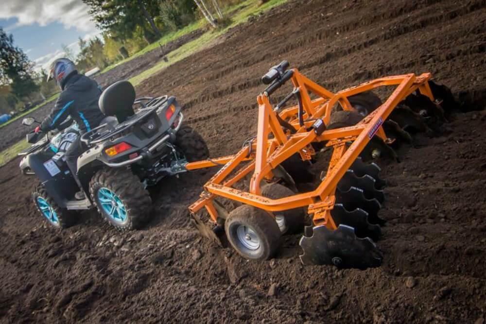 poljoprovredni priključci za ATV vozila CFMOTO 3