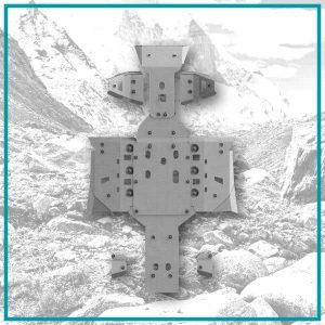SKID-PLATE-AL-CF850-1000