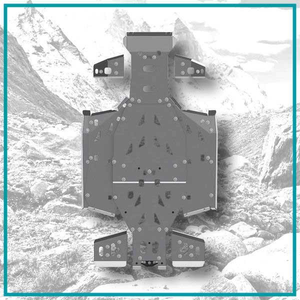 SKID-PLATE-AL-UF550-800